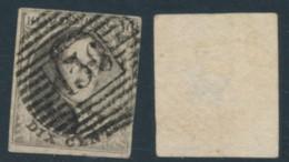 6A - 156 Chénée - 1851-1857 Medallions (6/8)