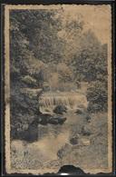 CPA BELGIQUE - Thuin, L'Hermitage - La Cascade - Thuin