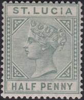 St Lucia      .     SG    .     31         .     *     .   Mint-hinged     .   /    .     Ongebruikt - Ste Lucie (...-1978)