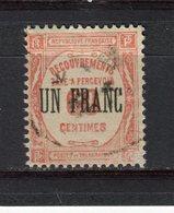 FRANCE - Y&T Taxe N° 63° - 1859-1955 Oblitérés