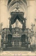 Lier Lierre Le Reliquaire De St. Gommaire/Altar Innenansicht Kirche 1916 - Belgique