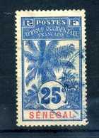 1906 SENEGAL N.37 USATO - Senegal (1887-1944)