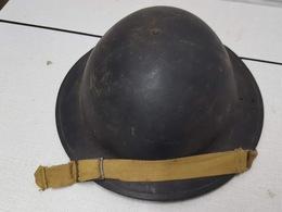 Casque Anglais Homeguard 1940 - Headpieces, Headdresses