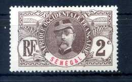 1906 SENEGAL N.31 * - Senegal (1887-1944)