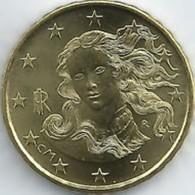 Italie 2019   10 Cent     UNC Uit De BU  UNC Du Coffret  !! - Italie