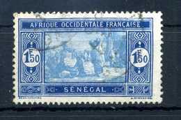1927-33 SENEGAL N.108 USATO - Senegal (1887-1944)