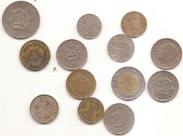 Lot De 13 Pieces Voir Detail En Dessous - Morocco