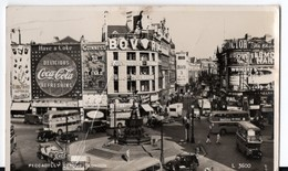 PICCADILLY CIRCUS - FOTOG VIAGG 1957 - Piccadilly Circus