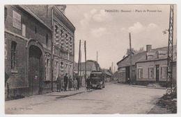 Prouzel, Place De Prouzel Bas - France