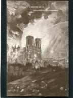 CPA - L'Oeuvre De La Civilisation Allemande - Guerre 1914-18
