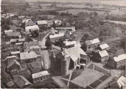 Bt - Cpsm Grand Format WIMY (Aisne) - L'église Fortifiée XVè Siècle - L'école, Le Centre Du Bourg - Francia