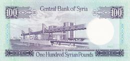SY P. 104c 100 P 1982 UNC - Syrien