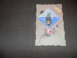 Carte Celluloïd ( 115 )  En Celluloïde  Cellulo - Cartes Postales