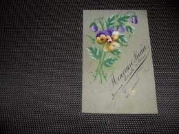 Carte Celluloïd ( 117 )  En Celluloïde  Cellulo - Cartes Postales