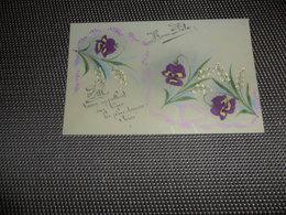 Carte Celluloïd ( 122 )  En Celluloïde  Cellulo - Cartes Postales