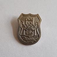 SCAUTING OLD  BOY SCOUT EX YUGOSLAVIA REGIONAL  FEDERATION BELGRADE  PIN BADGE BROCHE DISTINTIVO INSIGNE - Scouting