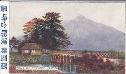 JAPON---pont Du Tokaido--voir 2 Scans - Autres Collections