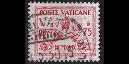 VATIKAN VATICAN [1929] MiNr 0007 ( O/used ) - Vatican