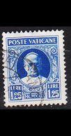 VATIKAN VATICAN [1929] MiNr 0009 ( O/used ) - Vatican