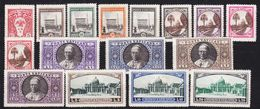 VATIKAN VATICAN [1933] MiNr 0021-36 ( */mh ) - Vatican