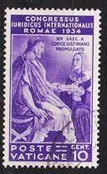 VATIKAN VATICAN [1935] MiNr 0046 ( O/used ) - Vatican