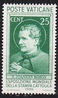VATIKAN VATICAN [1936] MiNr 0053 ( */mh ) - Vatican