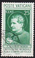 VATIKAN VATICAN [1936] MiNr 0053 ( O/used ) - Vatican