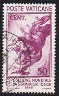 VATIKAN VATICAN [1936] MiNr 0054 ( O/used ) - Vatican