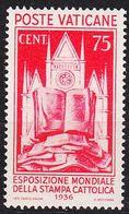 VATIKAN VATICAN [1936] MiNr 0055 ( */mh ) - Vatican