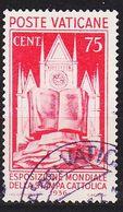 VATIKAN VATICAN [1936] MiNr 0055 ( O/used ) [01] - Vatican