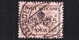 VATIKAN VATICAN [1939] MiNr 0073 ( O/used ) - Vatican