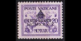 VATIKAN VATICAN [1939] MiNr 0075 ( O/used ) - Vatican