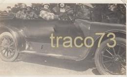 VECCHIA AUTO _ Anni '20 /  Giovani Donne In Posa _ Foto Formato  8,5 X 14 Cm. - Automobili