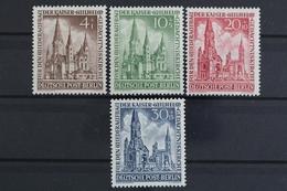 Berlin, MiNr. 106-109, Falz / Hinge - Unused Stamps