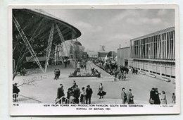 ENGLAND - AK 347638 London (?) - South Bank Exhibition - Festival Of Britain 1951 - London