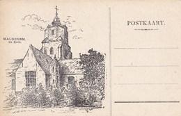 Maldeghem, Maldegem, De Kerk (pk58310) - Maldegem