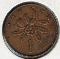 Jamaique Jamaica 1 Cent 1971 KM 45 - Jamaique