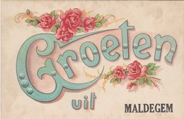 Maldeghem, Groeten Uit Maldegem (pk58317) - Maldegem