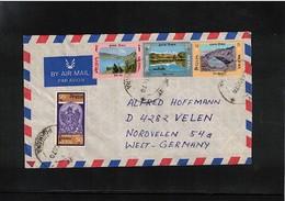 Nepal 1970 Interesting Airmail Letter - Nepal