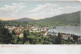 AK 0201  Gmunden Vom Kogl - Verlag Mehner & Maas Ca. Um 1910 - Gmunden