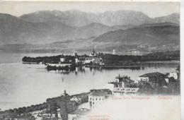 AK 0201  Gmunden - Schloss Ort Und Höllengebirge / Verlag Stengel & Co Um 1900-1910 - Gmunden