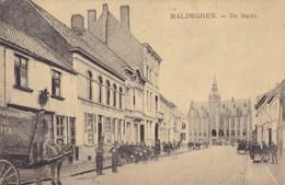 Maldeghem, Maldegem, De Markt (pk58328) - Maldegem