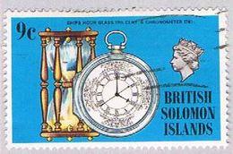 Solomon Islands 251 Used Hour Glass 1973 (BP31214) - Solomon Islands (1978-...)