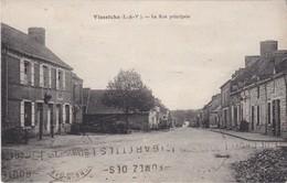 VISSEICHE - La Rue Principale - Frankreich