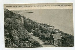 ENGLAND - AK 347657 Folkestone - General View From The Leas - Folkestone