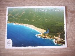 GALERIA (20 - 2B) : La Plage Du Fango - (Réf. 25.925) - Frankrijk