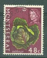Montserrat: 1965   Plants & Fruits   SG173    48c    Used - Montserrat