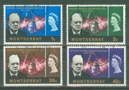 Montserrat: 1966   Churchill    Used - Montserrat