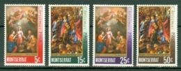Montserrat: 1968   Christmas    MH - Montserrat