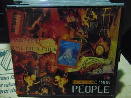 Paul McCartney- C'mon People  (cdsingle) - Rock